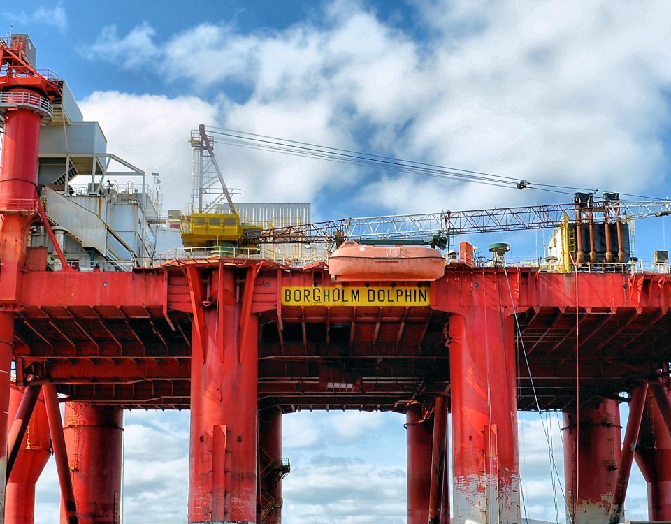 North Dakota oil production