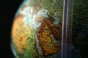 globe-Saudi